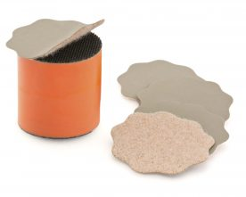 35mm Abrasive P5000 GRIP x 100 Pcs