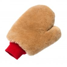 Merino Super Soft Lambskin Wash Thumb Mitt