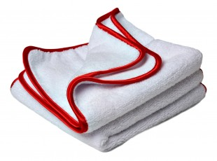 Buffing WHITE Wonder Towels (Set of 2)