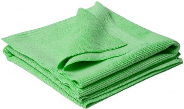 Polishing GREEN Wonder Towels (Set of 2)