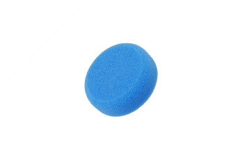 "3"" BLUE Medium Comp/Polish Spot Pad"