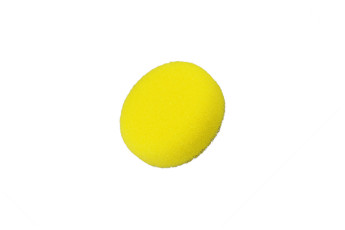 "3"" YELLOW Heavy Cutting Spot Pad"