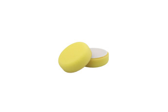 "3"" German YELLOW Finishing GRIP Spot Pad"