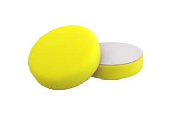 "5"" German YELLOW Finishing GRIP Pad"