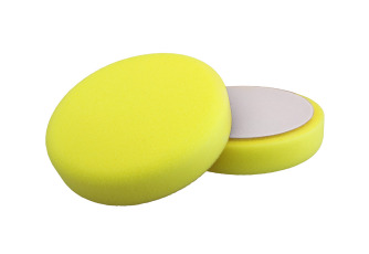 "6"" German YELLOW Finishing GRIP Pad"