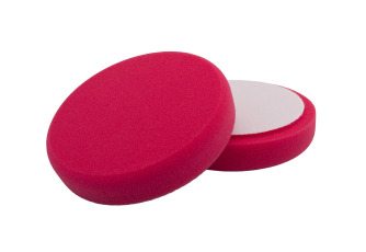 "6"" RED Finishing GRIP Pad"