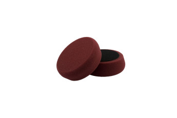 "4"" MAROON S/Buff Cutting Spot Pad"