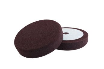"6.5"" MAROON ORIGINAL S/Buff Cutting Pad"