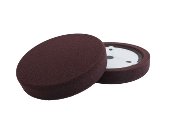 "7"" 'ULTIMATE' MAROON S/Buff Cutting GRIP"