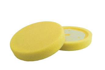 "7"" 'ULTIMATE' YELLOW S/Buff Polishing GRIP"