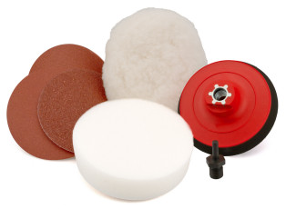 Drill & Sander Polisher DIY GRIP Kit