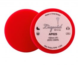 ZERO SWIRL Foam Pad Red (Set of 2)