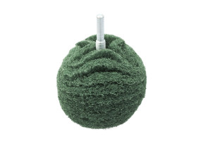 BA320 Green Scruffball