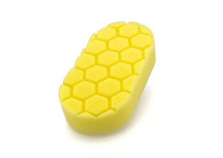 Flexipads PRO-Detail Applicator Yellow