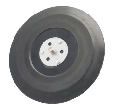 """6"""" USA Pro Dual Action Backing Plate 5/16"""