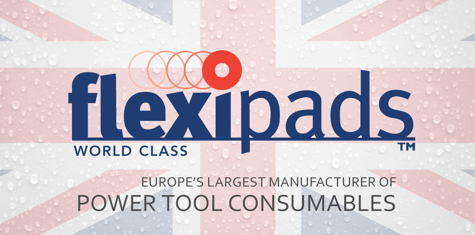 Flexipads: Europe's largest manufacturer power tool consumables
