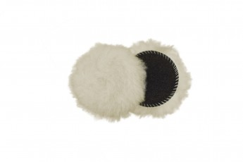 "3"" SUPERFINE Merino GRIP Wool Pad"