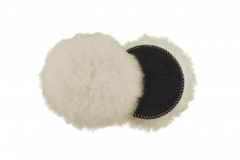 "4"" SUPERFINE Merino GRIP Wool Pad"