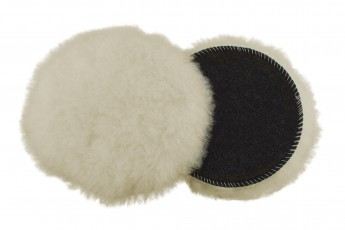"5.5"" SUPERFINE Merino GRIP Wool Pad"