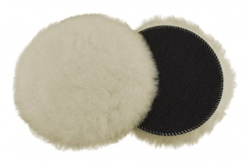 "6.5"" SUPERFINE Merino GRIP Wool Pad"