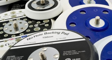 Flexipads backing pads for DA Orbital Sander Machines