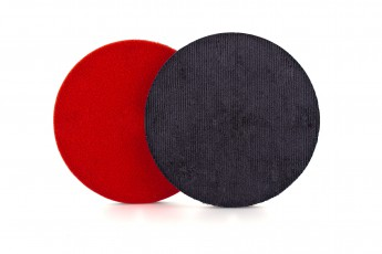 "6"" VELVET Light / Medium Orange Peel Pad"
